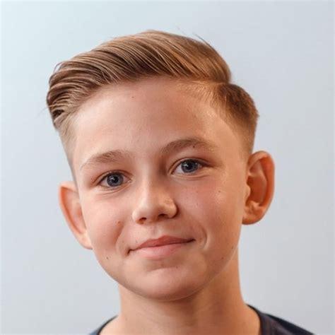 Gatavojies skolai - stilīgas zēnu frizūras jaunajam mācību ...