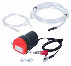 Pompe A Fioul Electrique : pompe huile lectrique vidange 12v ~ Melissatoandfro.com Idées de Décoration
