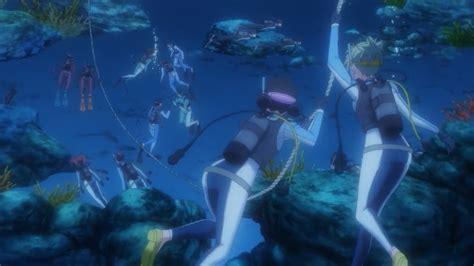 amanchu review anime evo