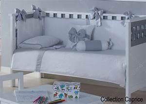 Drap Pour Lit Bébé : linge de lit de qualit pour b b et enfant chez ksl living ~ Teatrodelosmanantiales.com Idées de Décoration