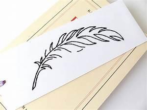 Marque Page En Papier : dessin marque pages en papier ~ Melissatoandfro.com Idées de Décoration