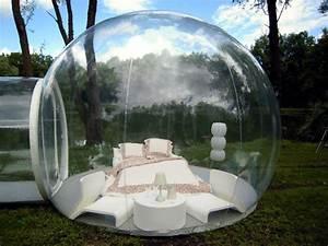 CasaBubble: In a bubble shelters Interior Design Ideas