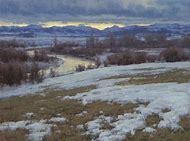 Clyde Aspevig Winter Paintings