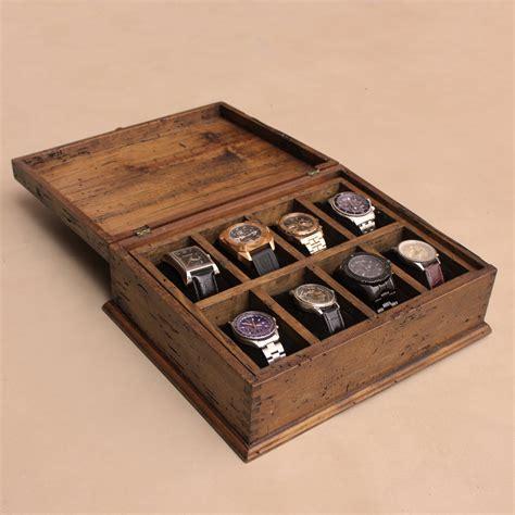Men's Watch Box Watch Box Watch Case Wood Watch Box
