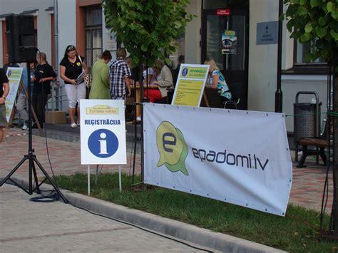 Foto: epadomi.lv startē tūrisma rallijā