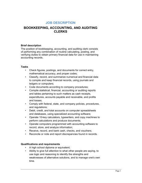 Sales Representative Job Description Sample