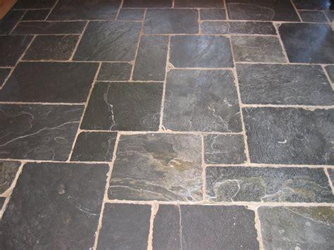 Cleaning & Sealing Slate Flagstone Tiles In Fareham  Tile