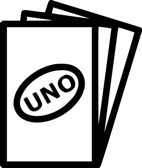 There are a bunch of other reverse cards in this comment section that are. Sports Uno Cards Fun Entertainment Play Svg Png Icon Free Download (#555405) - OnlineWebFonts.COM