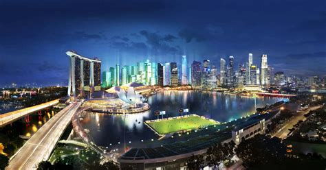 Why Singapore's Global Outlook Is The Key To Its Future