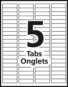 index maker dividers templates avery With tab templates for word