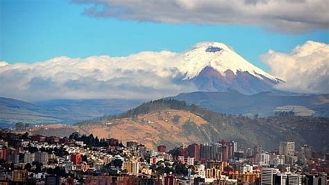 Vancouver to Quito, Ecuador - $486 CAD roundtrip including ...
