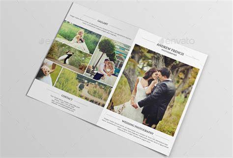 Photography Brochure Template Free Costumepartyrun