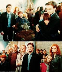 HARRY POTTER AND GINNY WEASLEY 19 YEARS LATER FANFICTION ...