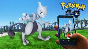 Pokemon GO Mod CATCHING MEWTWO AND OTHER LEGENDARY