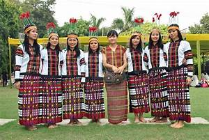 Colourful traditional Mizo costumes   Art & Culture   Nelive