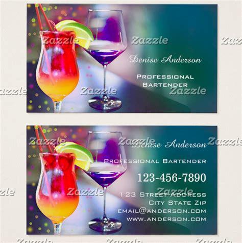 bartender business card designs templates psd ai