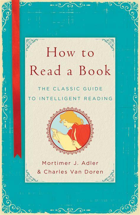 read  book book  mortimer  adler charles