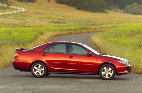 Toyota Camry Picture by 2003 Toyota Camry Se Picture Pic Image