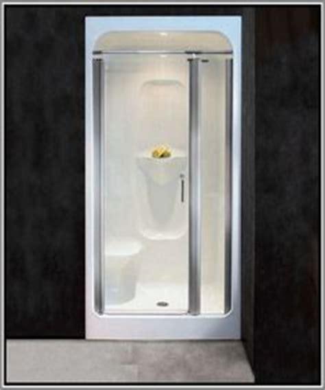5 Foot Fiberglass Shower by One 5 Foot Shower Mirolin 5 Acrylic 1