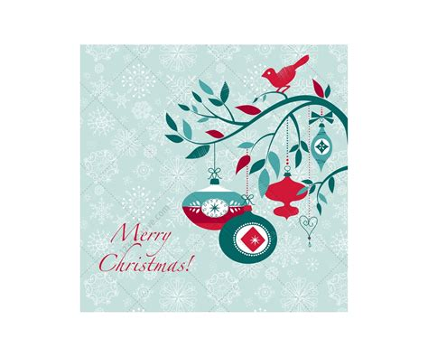 winter  christmas vector greeting cards beautiful