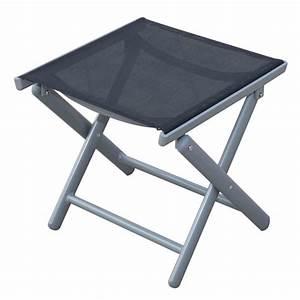 Repose Pied Salon : repose pieds alu pour chaise de salon de jardin ~ Teatrodelosmanantiales.com Idées de Décoration