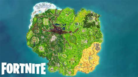 fortnite season  map leaked fortnite battle