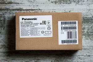 User Manual For Panasonic Kx Tpa60