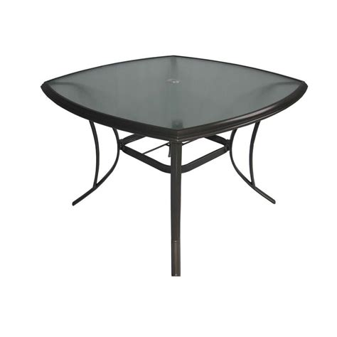 martha stewart living grand bank 44 in patio dining table