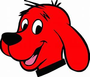 109 best images about Clifford The Big Red Dog printables ...