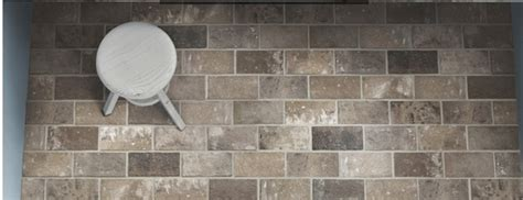 tile that looks like brick subway tile in glass travertine marble brick and more