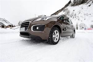 3008 Grip Control : peugeot hybrid4 et grip control efficaces sur la neige ~ Gottalentnigeria.com Avis de Voitures