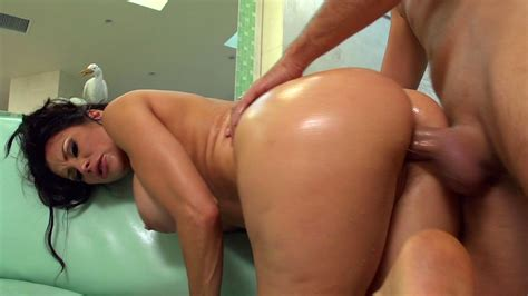 Sexy Brunette Loves Anal Sex Xbabe Video