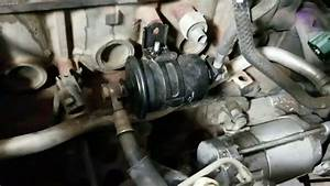 2002 Toyota Fuel Filter Location