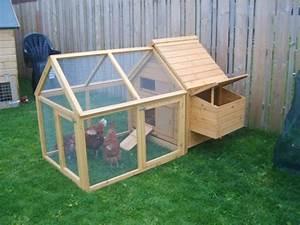 Construire Un Poulailler En Bois : construire un poulailler bricobistro ~ Melissatoandfro.com Idées de Décoration