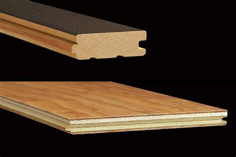 Engineered or Solid Hardwood Flooring