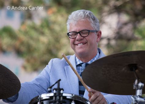 drummer matt wilson in river falls february 19 20 jazz