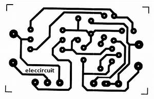 simple handheld electronic pulse massager eleccircuitcom With pcb circuit project