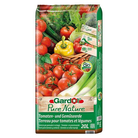 erde für tomaten gardol nature tomaten gem 252 seerde 20 l 7502 spezialerde gardol iaha erde iah