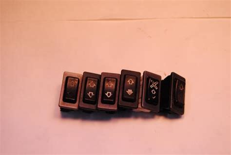 Epartsland Range Rover Classic Power Window Switch Set