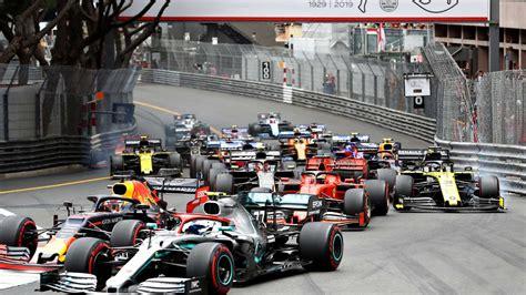 uitslag formule  grand prix monaco  racingnews