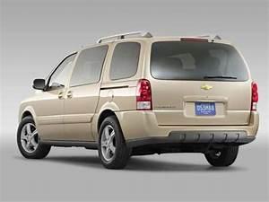 2007 Chevrolet Uplander Models  Trims  Information  And