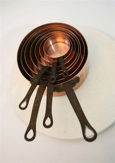 french antique copper pans origin date quality cookware copper chowhound