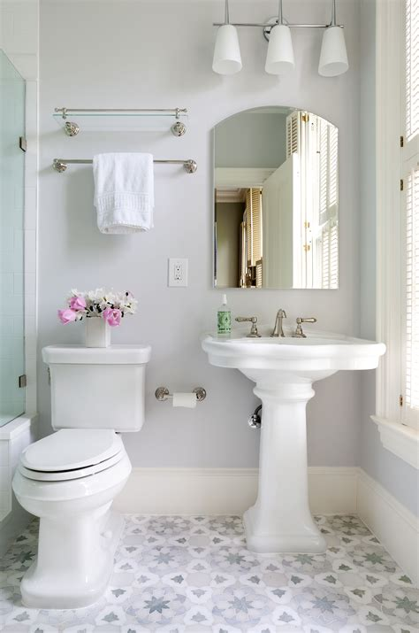 pin  claudine kurp  bathrooms shabby chic bathroom