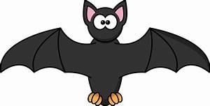 Free Cartoon Bat Clip Art