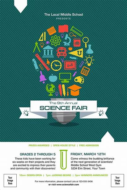 Science Poster Fair Posters Template