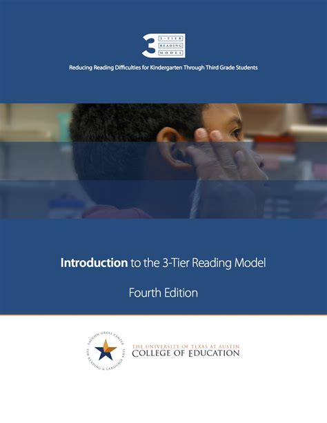 tier reading model action plan building rti