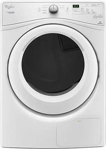 Whirlpool Duet White Ventless Condenser Electric Dryer