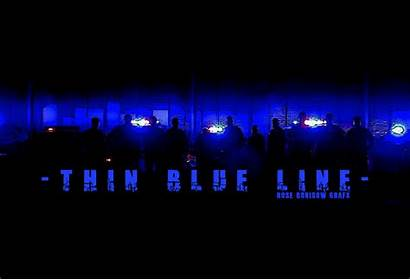 Thin Line Police Rose Lawenforcementtoday Enforcement Law
