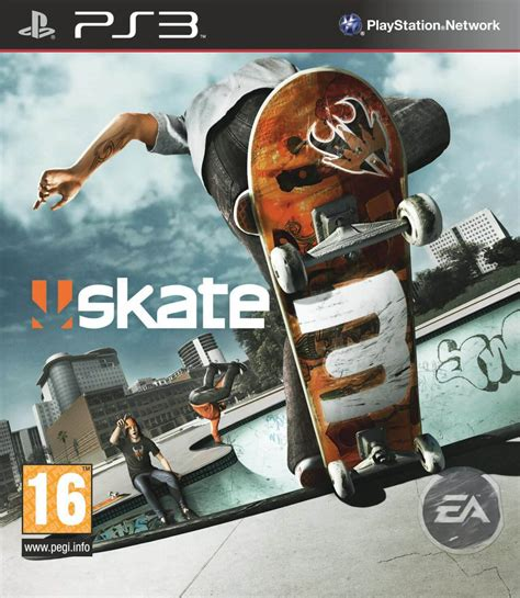 Skate 3 Ps3 Review Any Game