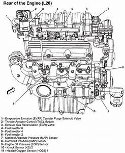 Gm 3800 V6 Engines  Servicing Tips Pertaining To 2002 Buick Century Engine Diagram